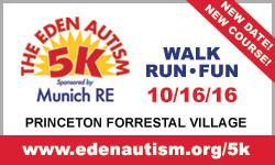 Eden Autism 5K and Fun Run/Walk