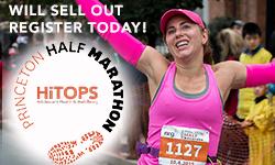 Princeton Half Marathon