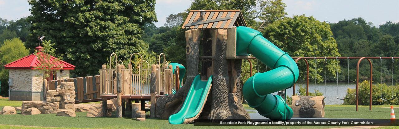 Princeton NJ Parks and Playgrounds