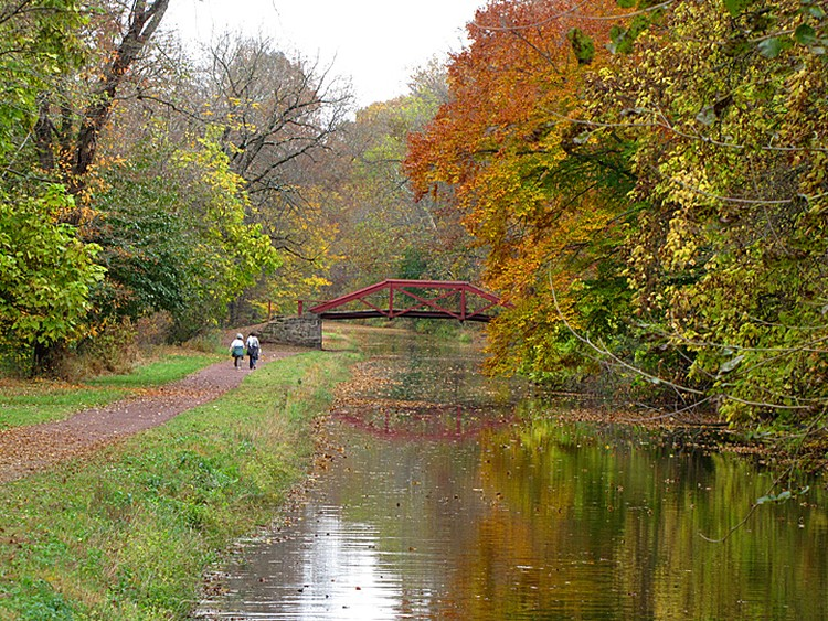 The Friends of the Delaware Canal's 27nd Annual Canal Walk Begins October 4