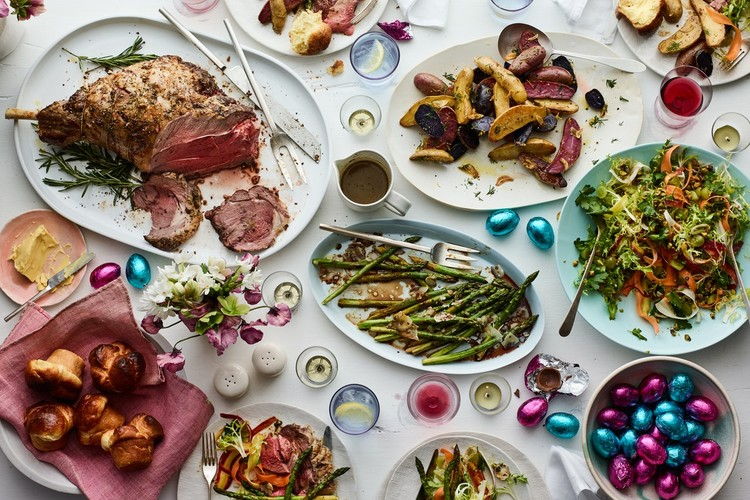 Easter & Passover Dinner In Princeton