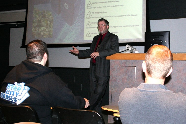 MCCC Lecture Focuses on Ways to Preserve New Jersey's Environment
