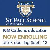 St Paul Catholic School of Princeton