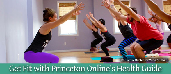 Princeton Online's Health Feature