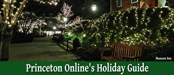 Princeton Online's Holiday Guide