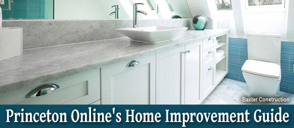 Princeton Online's Home Improvement Feature