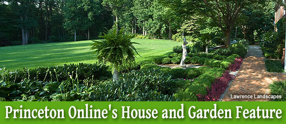 Princeton Onlines House and Garden Feature