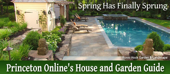 Princeton Online's House and Garden Feature