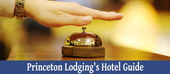 Princeton Lodging's Hotel Guide