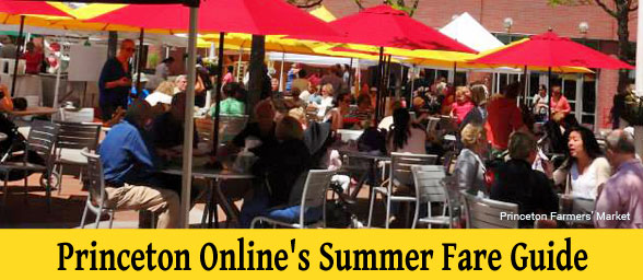 Princeton Online's Summer Fare Feature