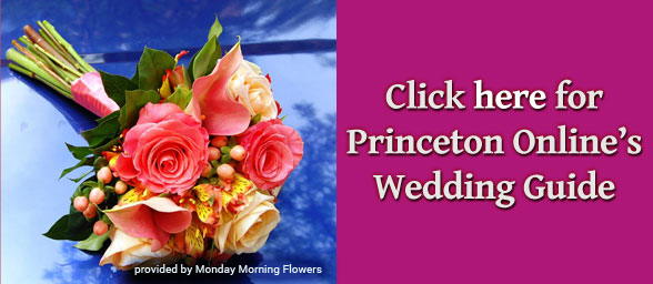 Princeton Online's Wedding Guide