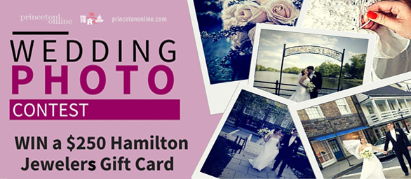 Princeton Onlines Wedding Photo Contest