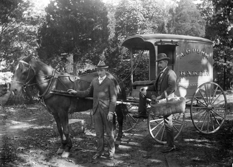 A. G. Dohm Delivery Wagon :: Click to see a larger version