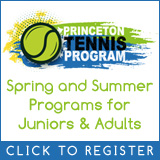 Princeton Tennis Program