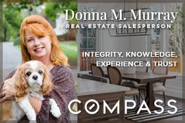 Donna Murray Real Estate, Compass RE - Princeton