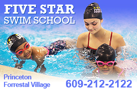 Swimming lessons for adults in princeton nj