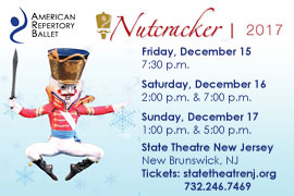 American Repertory Ballet 's The Nutcracker