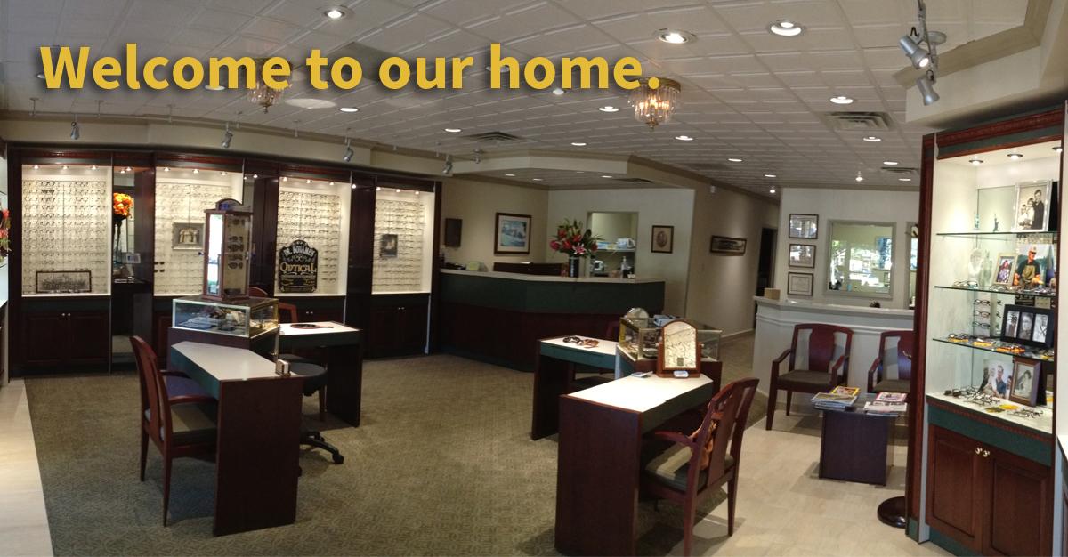 Montgomery Eye Care Interior