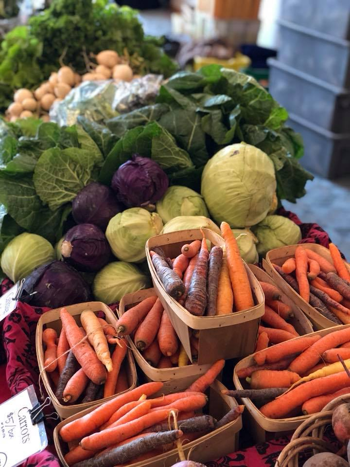 West Windsor Winter Indoor Farmers' Market