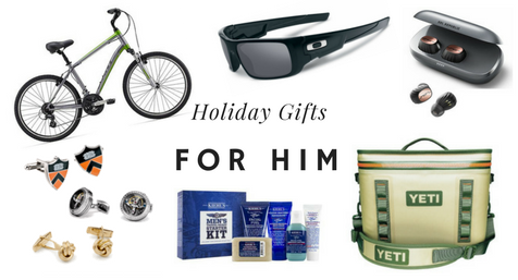 Princeton, NJ Area Holiday Gifts for Him