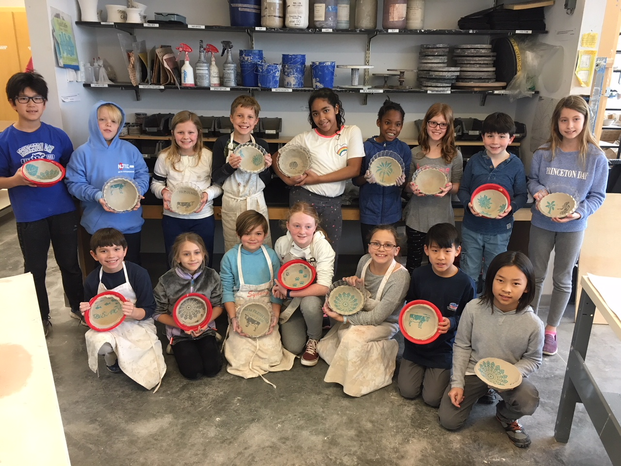 Princeton Stores And Shopping Announcements Dusk To Dawn Control Wiring Diagram For Garage Day School Announces The First Annual Empty Bowls Event A Community Fundraiser Address Hunger In Our Local