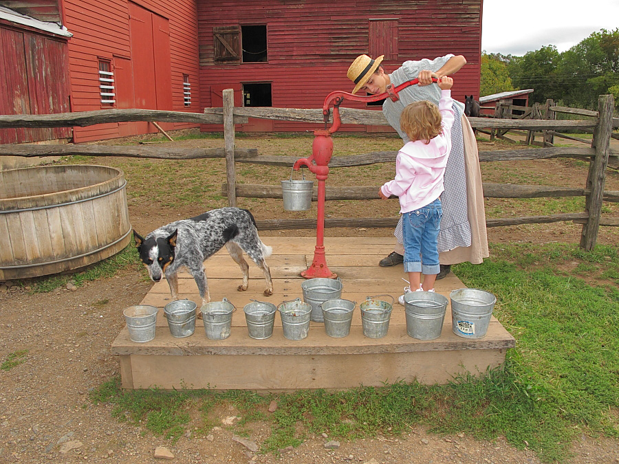 Howell Living History Farm Announces Fall Schedule for Parent/Child