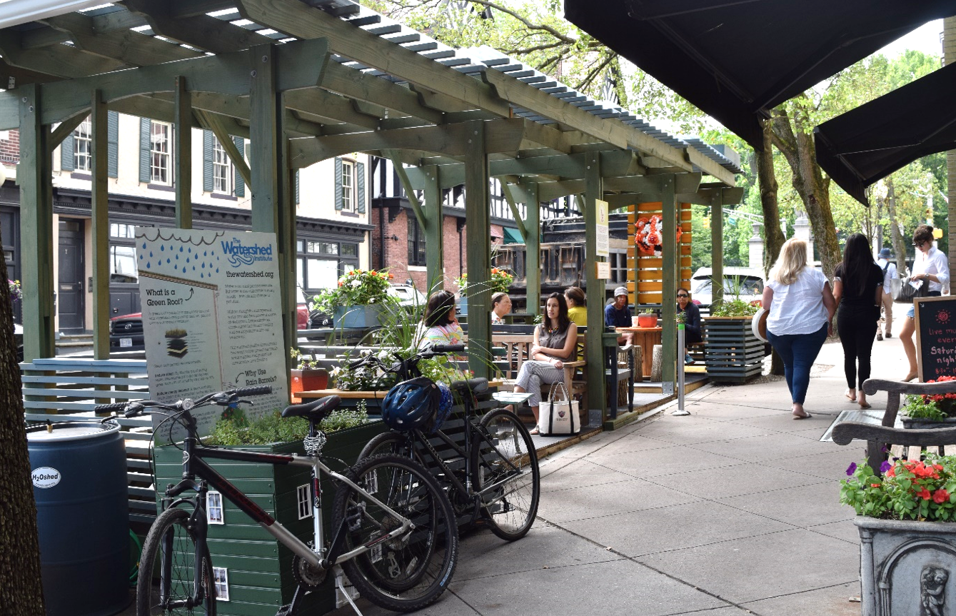 635b279ee1a Princeton, NJ – May 20, 2019 – The Arts Council of Princeton (ACP)  announces the installation of its Princeton Parklet, a sidewalk extension  that provides ...