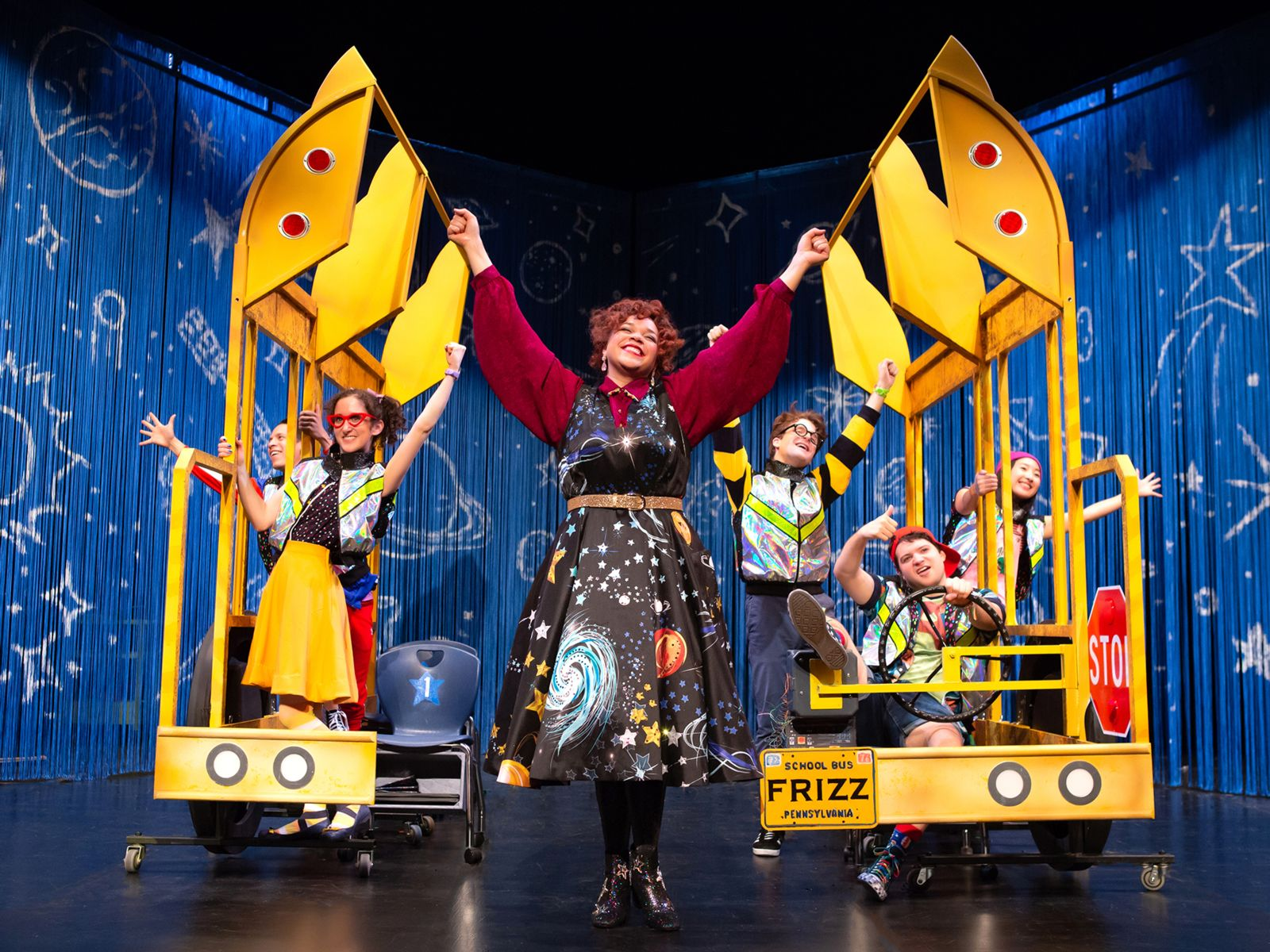 Magic School Bus Gets Lost In Space At Mccc S Kelsey Theatre May 4