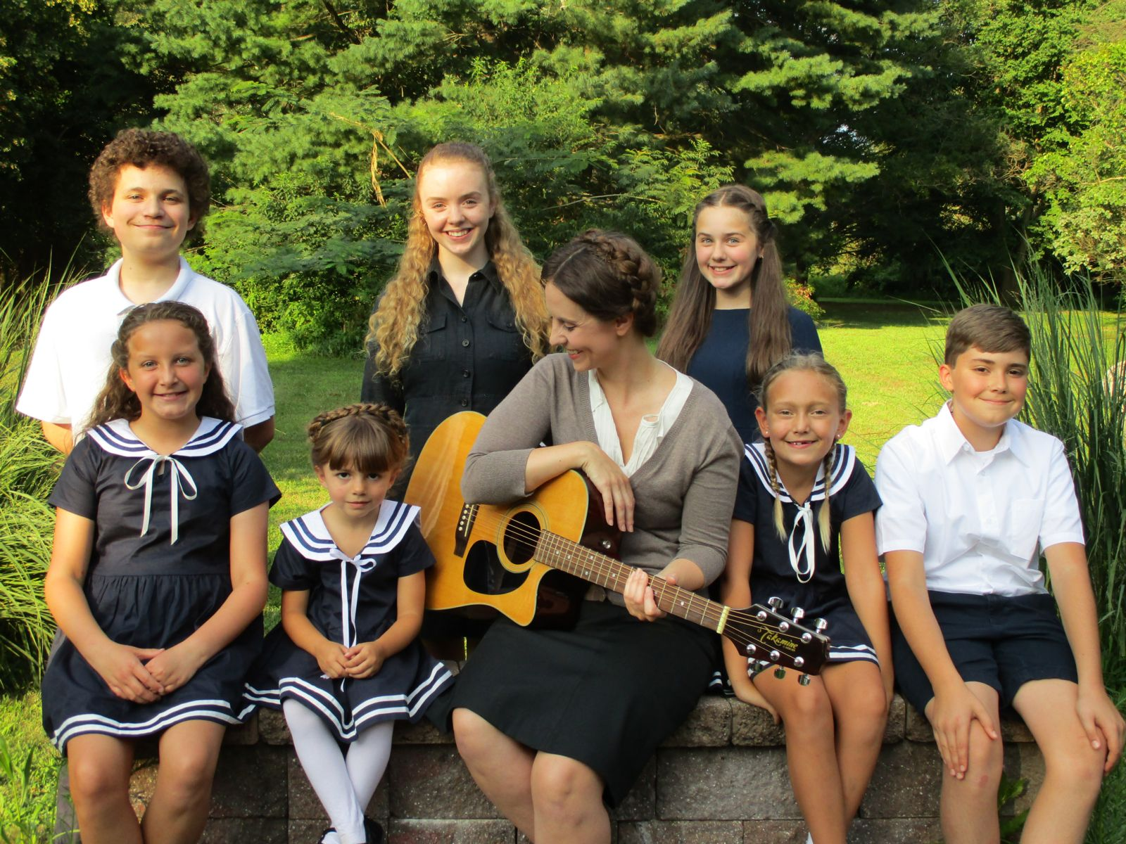 The Sound of Music' at Kelsey Theatre Sept  12 - 22