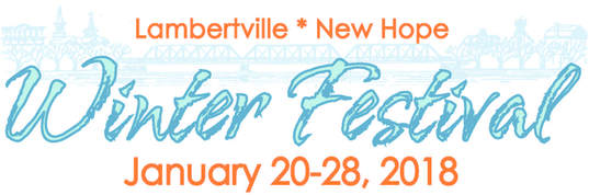 Lambertville New Hope Winter Festival 2018